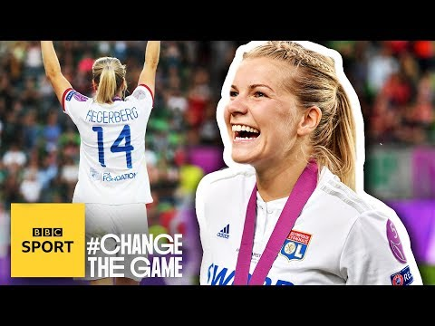 We surprise Ada Hegerberg with BBC Women's Footballer of the Year | BBC Sport