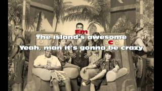 Pair of Kings theme song - Top of The World lyrics and Chords