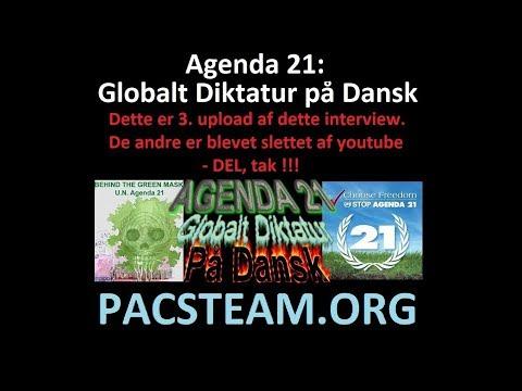 Agenda 21: Globalt Diktatur på Dansk - Dokumentar