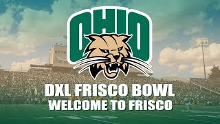 Ohio Football 2018: Welcome to Frisco