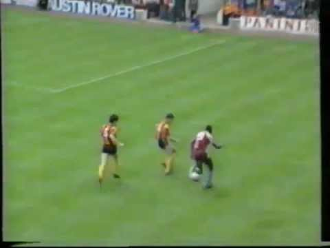 1987-88 - Division Two - Aston Villa 1-0 Bradford City