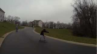 The Longboard Gang Frictionless Filmed With Gopro Hero 3 Black Edition