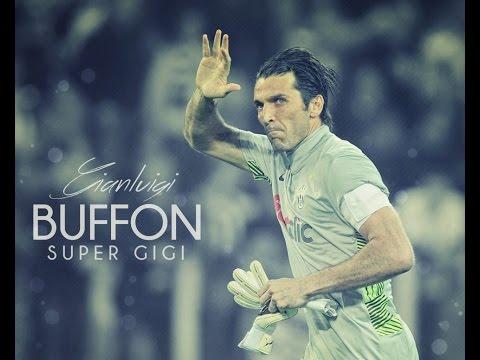 Gianlugi Buffon  - The Living Legend  -  #Respect -  2016