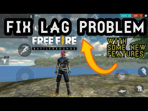 LAG FIXED 2019 TRICK 100% WORKING || SOLVE YOU FREE FIRE LAG PROBLEM || IGNITION GAMER