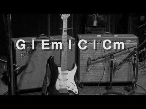 50s Ballad Backing Track in G