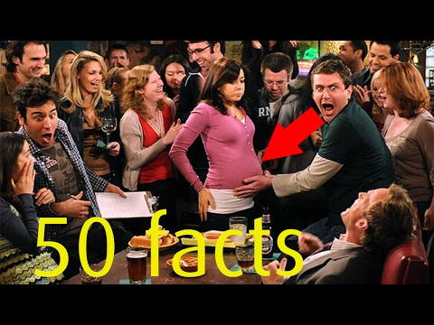 Facts You Didnt Know About How Met Your Mother