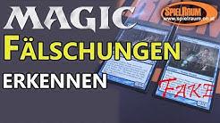 Magic Fälschungen erkennen - SpielRaum Wien [DE]