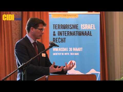 CIDI Symposium: Edwin Bakker (30 maart 2016)