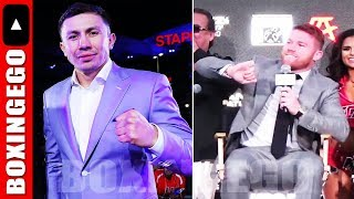 GENNADY GOLOVKIN NOT FIGHTING CANELO FOR THE MONEY IT