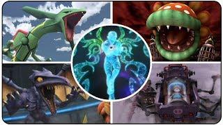 Super Smash Bros. Brawl - All Bosses