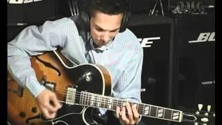 Horváth Norbert - I Remember Wes (George Benson cover) recorded at Anthony Studio