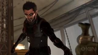 Deus Ex: Mankind Divided - Dubai Speed Run (1080 60fps)