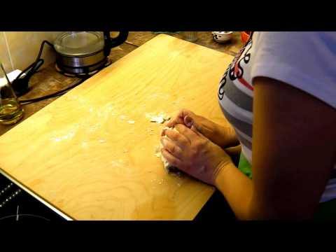 Заварное тесто для пельменей и чебуреков!