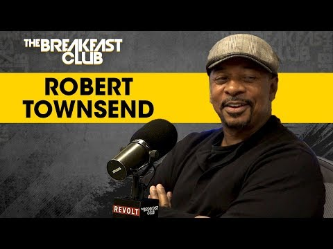 Robert Townsend On 'The Five Heartbeats' Documentary, Whitney Houston + More