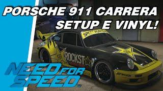 NEED FOR SPEED 2015 - TUNANDO PORSCHE 911 ROCKSTAR ENERGY
