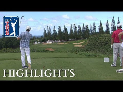 Rickie Fowler extended highlights | Round 1 | Sentry