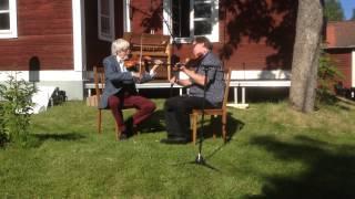 Ole Hjorth & Joel Bremer - Svärdsjövisan efter Hjort Anders Olsson