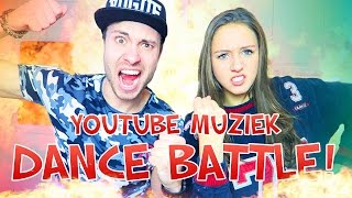 DANCE BATTLE op YouTube Muziek! Met Sophie | #Furbruari