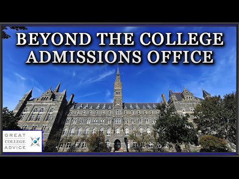 Video: Look Beyond The College Admissions Office