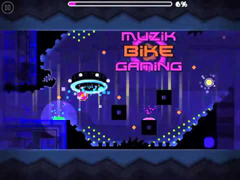 My part in the Geometry Dash Forum megacollab (Cosmic Calamity)