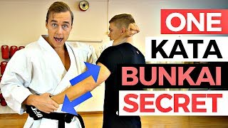 THIS BUNKAI SECRET MAKES YOUR KATA PRACTICAL — Jesse Enkamp