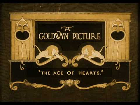Goldwyn Pictures lion and logos - 1921