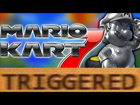How Mario Kart 7 TRIGGERS You!