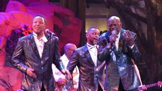 The Spinners - Working My Way Back To You - 12/28/19 - Mohegan Sun - Wolf Den - Uncasville, CT