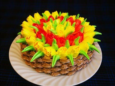 творожный торт нарцисс рецепт