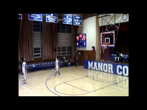 Manor College vs Ulster County Community College