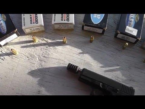 glock 30 40 super barrel for glock