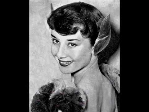 Audrey Hepburn  Sauce Piquante 1950