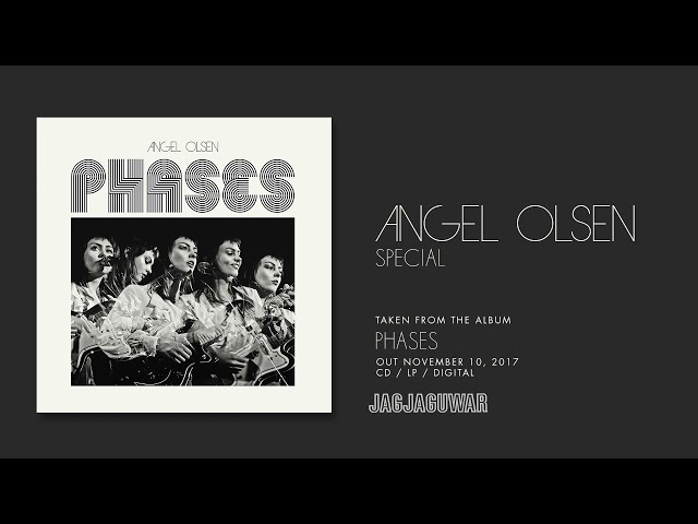 Angel Olsen announces rarities compilation, Phases, shares