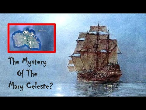 What Happened To The Ghost Ship Mary Celeste?
