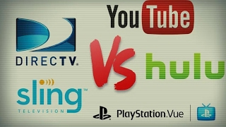 Which Is The Best For Live Tv?!(YouTV, Hulu Live TV, Direct Tv Now, Sling Tv, PlayStation Vue)