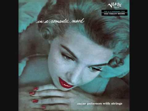 Oscar Peterson - In a romantic mood (1956)  Full vinyl LP