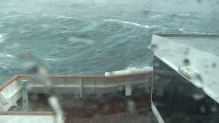 Ship Storm Cape Horn Cruise