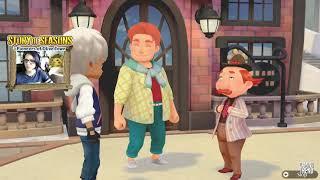 We play Story of Seasons: Pioneers of Olive Town