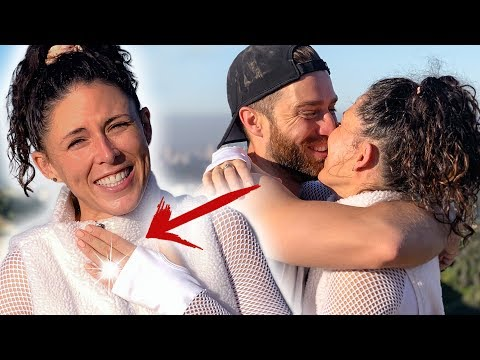 we're-engaged---full-proposal-video!!!-(bring-tissues)