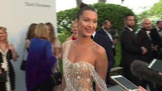 Stars flock to annual amfAR gala at Cannes