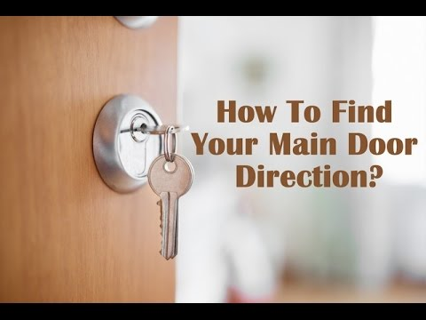 How To Check Your Main Door Direction | Vastu Tips | Call +91 9321333022 |  Saral Vaastu