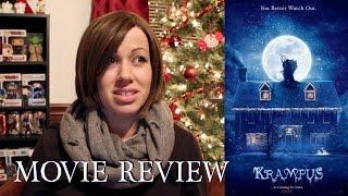 KRAMPUS Movie Review (SPOILER WARNING)