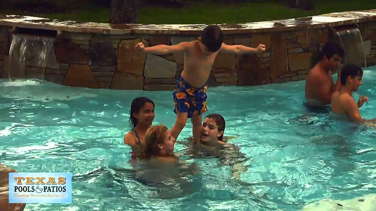 Beau Testimonial Video, Texas Pools And Patios