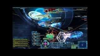 Star Trek Online Mosquito Squadron random pvp match