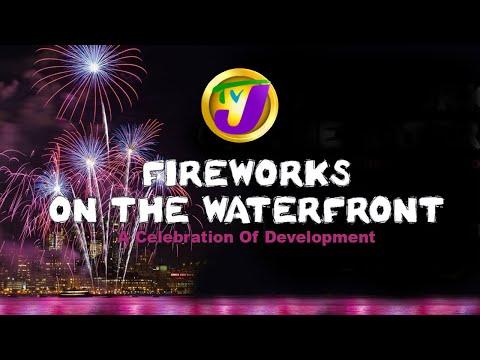 TVJ Live: Fireworks on The Waterfront   A Celebration of Development