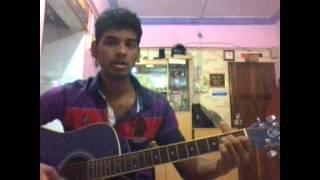 Ho Teri Stuti Aur Aradhana Guitar tutorial By( Joshua Santosh Govis )