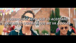 Carlos Vives, Alejandro Sanz - For Sale (Letra Oficial/Official Lyrics) ❤