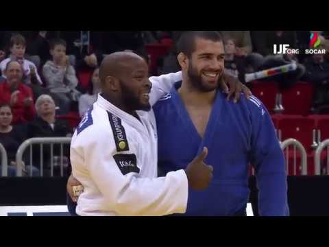 Grand Slam Dusseldorf- highlights, best ippons