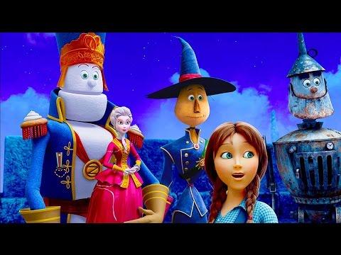 Lendas De Oz O Regresso De Dorothy Trailer Youtube