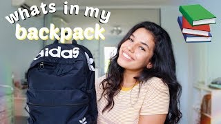 WHAT'S IN MY BACKPACK 2017! | Back to School | Ava Jules